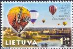 Balloonstamps from over the world